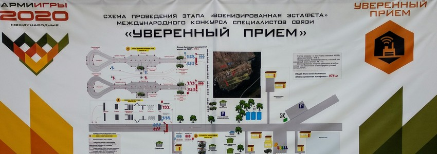 "Hardware of the JSC ""AGAT – Control Systems"" took part in the International Army Games"